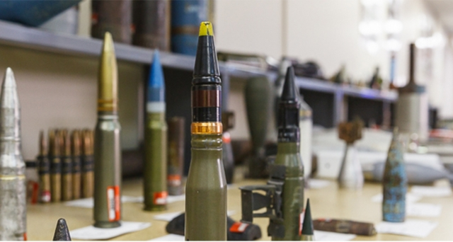 Conti Munitions Work Continues at Fort Bragg