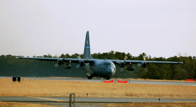 C-17 Assault Landing Zone