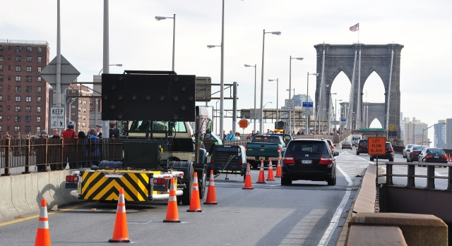 East River Bridges Security Upgrades