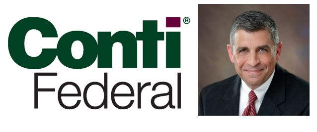 Conti Federal Welcomes Lou Zecca as New Chief Operating Officer